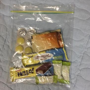 Sweets Pouch